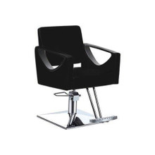 9008-047 styling chair, black