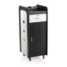 2750-AC-001-W hair trolley