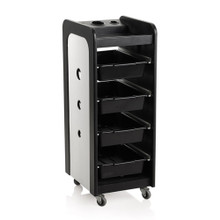 2750-AB-001-W hair trolley