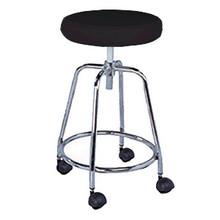 7082A-4-001-AD adjustable stool, black