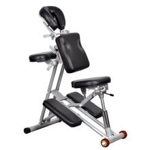 3728F-001 monkey chair, black