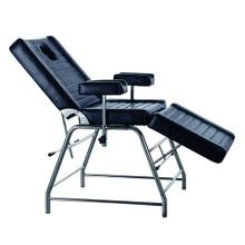 3728I-001 tattoo chair, black