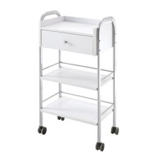 2703C1-009 beauty trolley with one drawer