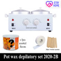 Home Pot Wax depilatory set #2020-2B