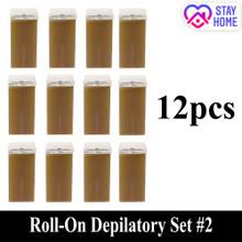 Roll-On Wax Depilatory Set #2