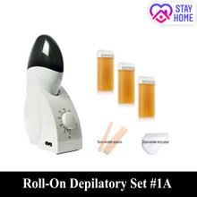 Roll-On Depilatory Set #1A
