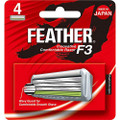 Feather F3 (SE-4) blade 4bl/pk