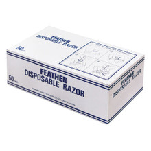 Feather 121S-B medical disposable razor 50pc