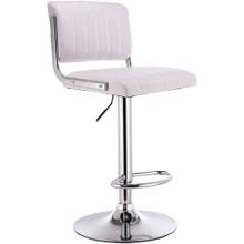 BS-05-009 bar stool, white