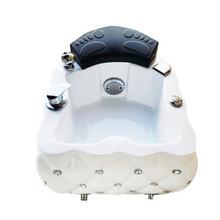 PSA-5-009-M acrylic foot bath sink with massage