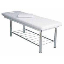 3767A-009-S 1 section massage bed, white