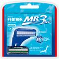Feather MR3N-9 blade for MR3 Neo, 9 blades/pk