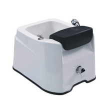 PSA-2-009-M acrylic foot bath sink with massage