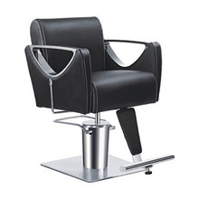 9009-047-RC styling chair, black