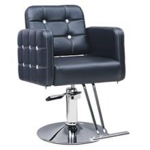 9030-001-V vintage styling chair, black