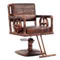 9033-WS2V-077 vintage styling chair
