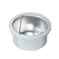 AP1-400 aluminum pot (no handle) for 400cc wax warmer