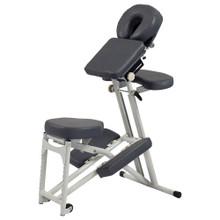 3728D-001 monkey chair, black