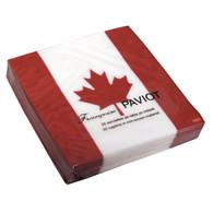 Canada Flag Dinner Napkin