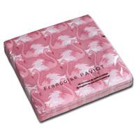 Pink Flamingo Dinner Napkin