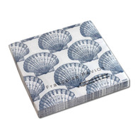 Saint Jacques Blue Dinner Napkin