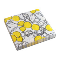Citronnier Dinner Napkin