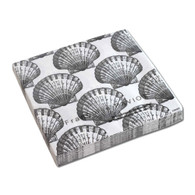 Saint Jacques Black Dinner Napkin