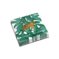 Tigre Cocktail Napkin