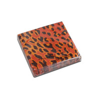 Leopard Print Cocktail Napkin