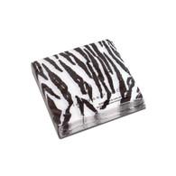 Tiger Print Cocktail Napkin