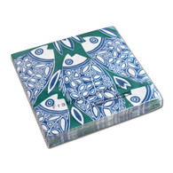 Poisson Green Dinner Napkin