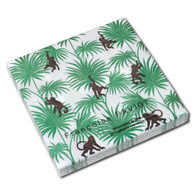 Monkeys Dinner Napkin