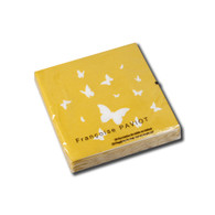 Papillon Jaune Cocktail Napkin
