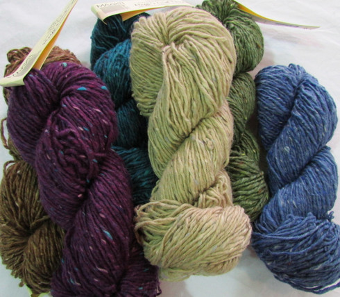 Irish MK Collection - Maggi's Irish Tweed