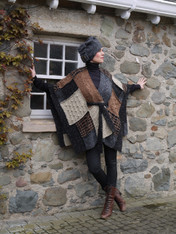 Black/Choc/Charcoal/Beige SOLD OUT but SHIPPING end of Feb when NEW Irish Tweed stock comes in