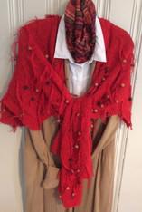 Red Linen #10