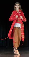 Pants with matching Cardi/Waistcoat