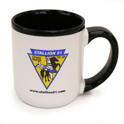 Stallion 51 Coffee Mug
