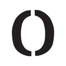 O Block Letter