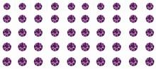Amethyst 20ss  Swarovski Diamonds