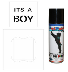 Its a Boy Gender Reveal & Baby Shower Kit