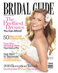 Bridal Guide Magazine feature