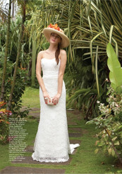 Bridal Guide Magazine feature shot