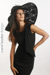 Dress Hats by Carol Bader
