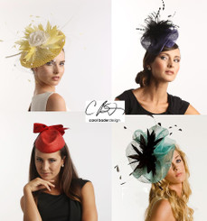"""Soiree""- Headpieces & Fascinators"
