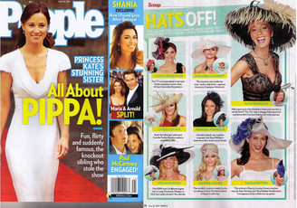 People Magazine May 2011