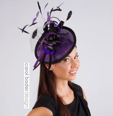 Purple/Black shown here.
