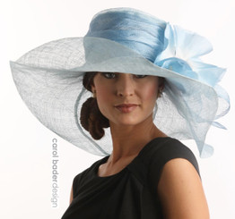 Angel Hat-20 colors (feather or flower)