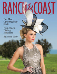 Ranch and Coast July 2014 Cover