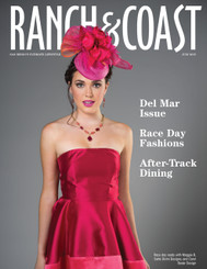 Ranch & Coast Magazine Cover July 2015